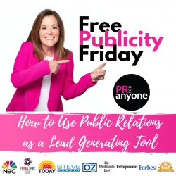 How to Use Public Relations as a Lead Generating Tool