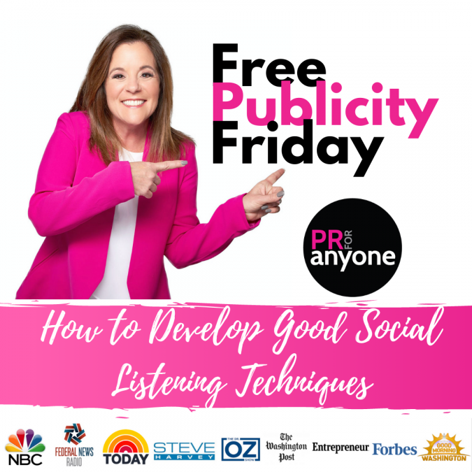 How to Develop Good Social Listening Techniques