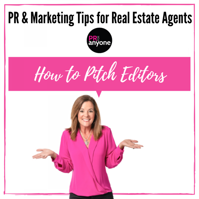 How to Pitch Editors – Creating an Annual Pitching Calendar for Real Estate Agents